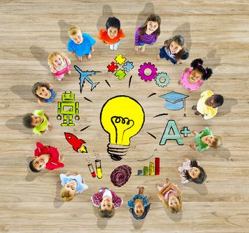 Creatief denken met kinderen