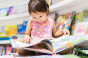 Lezen geeft vrijheid