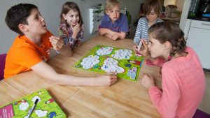 Taal leren door spel