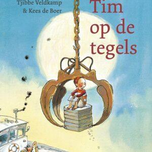 Cover van Tim op de tegels
