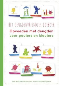 Cover van het Deugdenvriendjes Doeboek