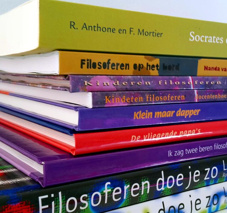 Boeken om te leren filosoferen