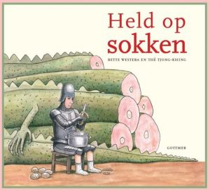 Cover van Held op sokken