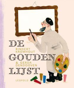 Cover van het boek De gouden lijst