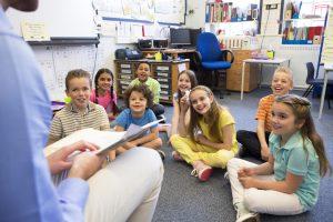 Filosofisch gesprek met kinderen