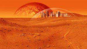 Zo, en nu is Mars van ons!