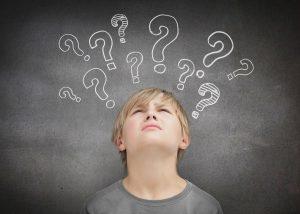 Ben je slim als je veel vragen hebt?
