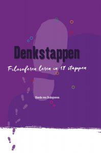 Cover van het boek denkstappen