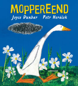De cover van Moppereend
