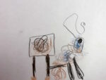opdracht maak een lelijke tekening2