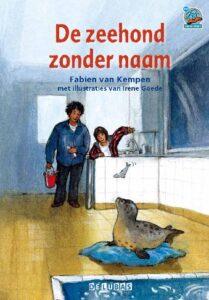 Cover van De zeehond zonder naam