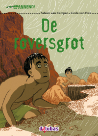 Cover van Roversgrot