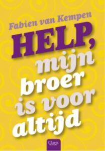 Cover Help, mijn broer is voor altijd