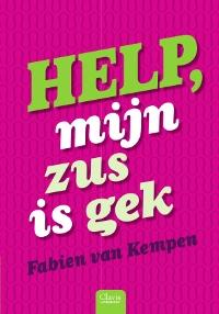 Cover Help, mijn zus is gek