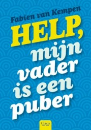 Cover van Help, mijn vader is een puber