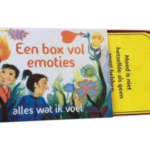Doosje Een box vol emoties