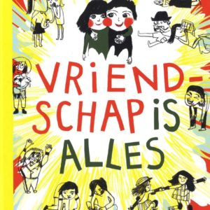 Cover Vriendschap is alles