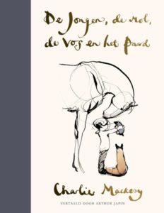 Cover van De jongen, de Mol, de Vos en het Paard