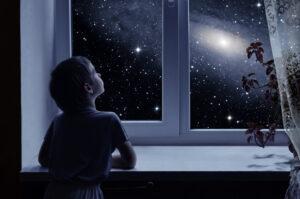 Filosoferen over de ruimte
