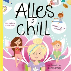Cover van Alles is chill