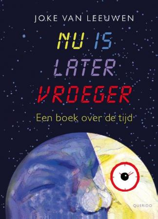 cover nu is later vroeger Joke van Leeuwen