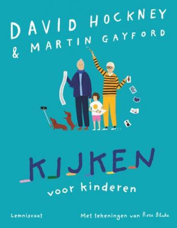 Cover van Kijken voor kinderen