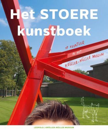 Cover van Het stoere Kunstboek