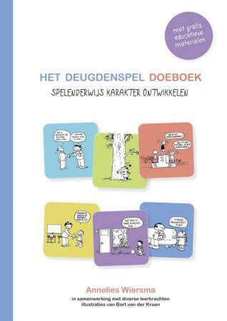 Cover van het Deugdenspel-doeboek