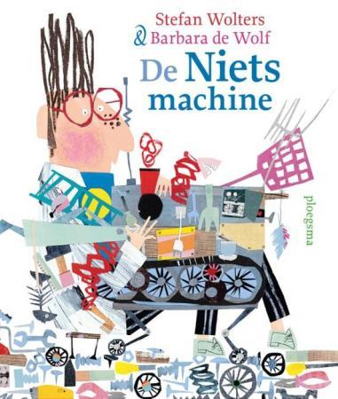 Cover van de Nietsmachine