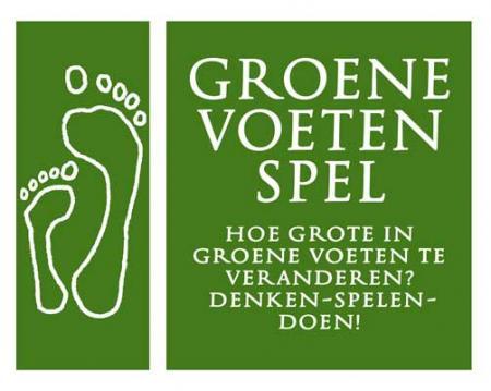 Doosje Het groene voetenspel