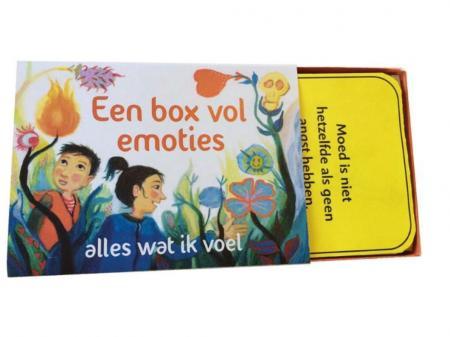 Doosje Een box vol emoties