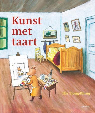 Cover van Kunst met taart