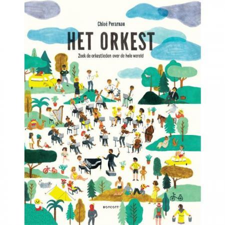 Cover van Het Orkest
