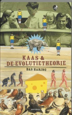 Cover Kaas en de evolutietheorie