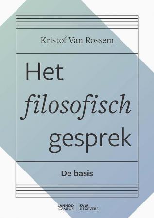 Cover van het filosofisch gesprek