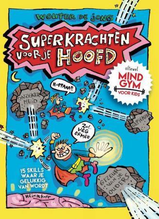 Cover van Superkrachten voor je hoofd