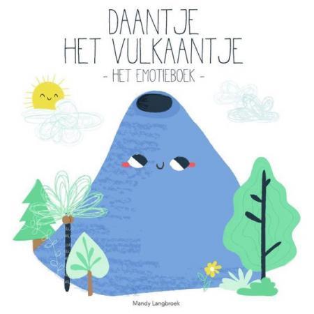 Cover van Daantje het Vulkaantje