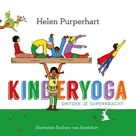 Cover van Kinderyoga