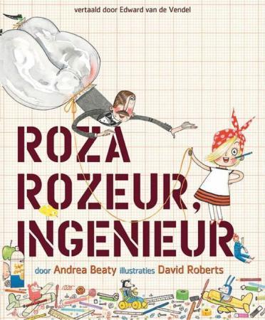 Cover van Roza Rozeur