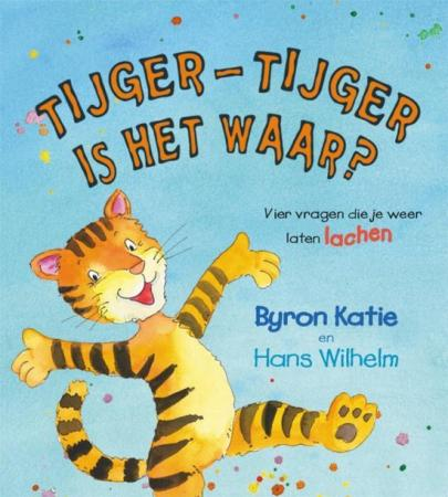 Cover van Tijger-tijger is het waar?