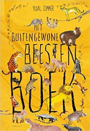 Cover van het Buitengewone Beestenboek