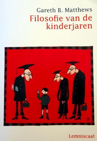 Cover Filosofie van de Kinderjaren