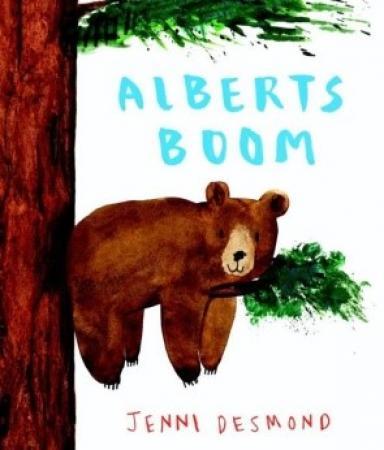 Cover Alberts boom