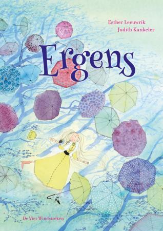 Cover van het prentenboek Ergens